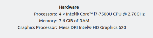Hardware GPU