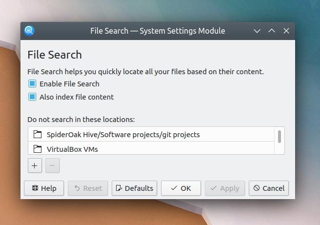 Екипът на KDE Plasma поправя важни Samba бъгове и добавя нови функции 10