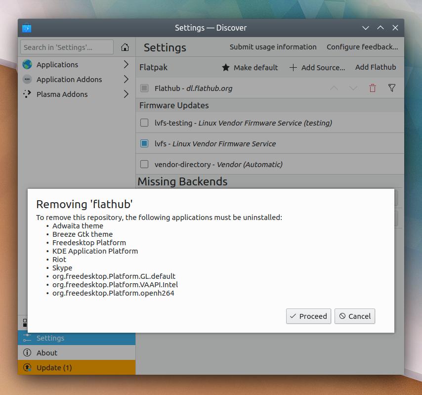 Повечето големи проблеми при KDE Plasma 5.18 са поправени, идват нови поправки 2
