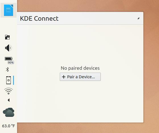 KDE Plasma започва с добавянето на нови функции 2