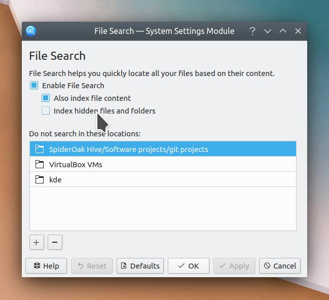 KDE Plasma започва с добавянето на нови функции 1