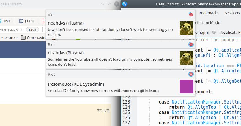 KDE Plasma идва с още Wayland подобрения и други поправки 1