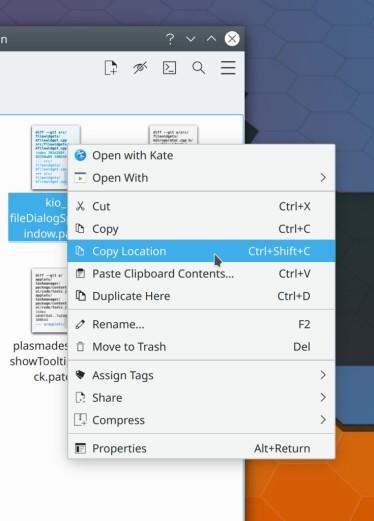 KDE começa em julho com mais correções e configurações